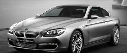 BMW aduce noul Seria 6 Coupe la Shanghai?!
