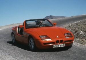 BMW Z1 – Deschizator de drumuri