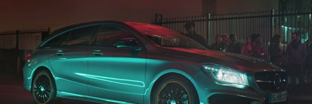 Nico Rosberg are o misiune alaturi de noul Mercedes CLA Shooting Brake