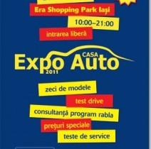 GALERIE FOTO: Expo CASA AUTO Iasi 2011