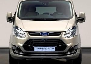 FOTO: Ford Tourneo Custom Concept se prezinta