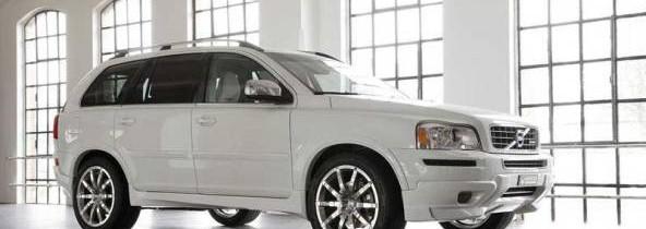 Volvo XC90 primeste un kit exterior de la Heico Sportiv