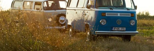 Déjà-vw: un eveniment cu atmosfera chill si masini hippie