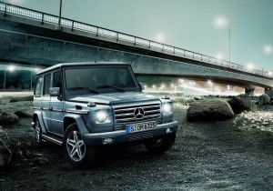 VIDEO: Mercedes G-Klasse, un off-roader de neoprit