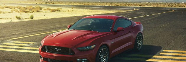 Noul Ford Mustang, prezent in showroom-urile din Romania