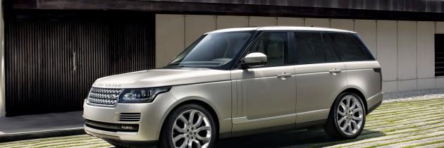 VIDEO: Noul Range Rover in toata splendoarea sa