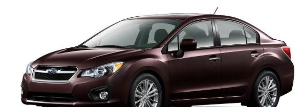 Noul Subaru Impreza a fost lansat la New York