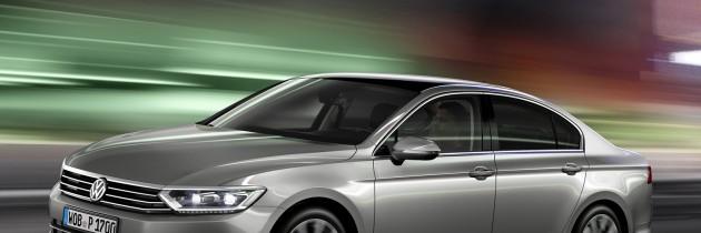 Noul Volkswagen Passat – galerie foto si informatii noi
