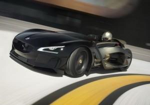 Peugeot EX1: Cea mai rapida masina electrica pe Nurburgring