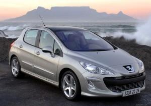 Peugeot 308 in varianta GTI