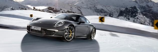 VIDEO: Cat efort se depune pentru un spot video Porsche