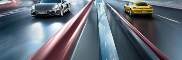 VIDEO: Spot emotional pentru noul Porsche Cayman
