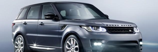 Range Rover Sport SVR, testat pe Nurburgring