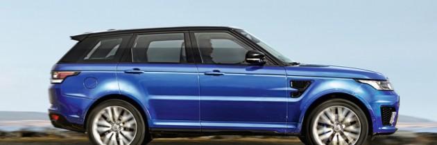 Primul spot de prezentare pentru noul Range Rover Sport SVR
