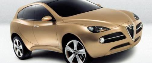 Crossover-ul Alfa Romeo devine realitate in 2012