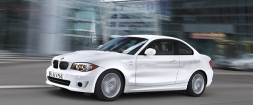 BMW lanseaza la Geneva Seria 1 ActiveE