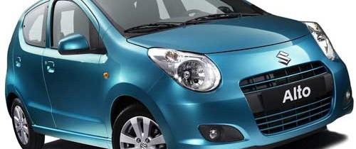 Suzuki Alto va purta sigla VW pe piata din India