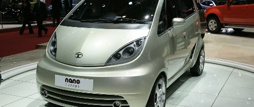 Tata Nano se va vinde si in Romania
