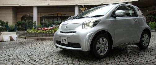 GENEVA 2011: Toyota IQ va fi disponibila cu motor electric