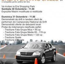 COMUNICAT: Urban Driving Skills – Editia a II-a 2010