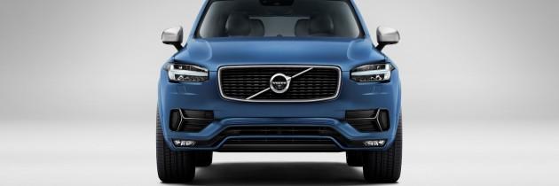 Volvo prezinta pachetul R-Design pentru noul XC90