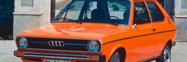 POVESTIRI: Audi 50 – precursorul lui VW Polo, foarte putin cunoscut in Romania