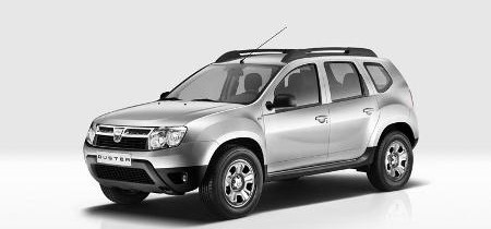 Dacia Duster se lanseaza la Iasi