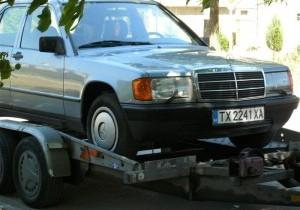 Masinile inmatriculate in Bulgaria vor putea circula numai 90 de zile in Romania
