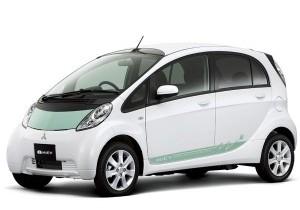 Mitsubishi iMiEV disponibil in Marea Britanie