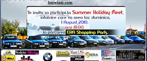 Intalnirea de vara a BMW Club Iasi