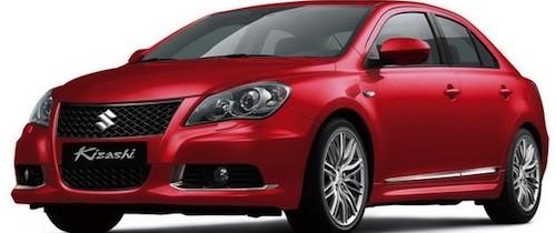 Varianta pentru Europa a modelului Suzuki Kizashi Sport va fi lansata la Paris