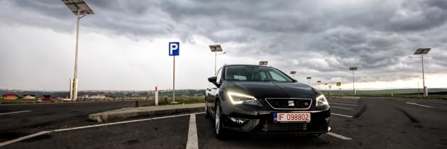 TEST DRIVE: SEAT Leon ST FR, 2.0 TDI 150 CP