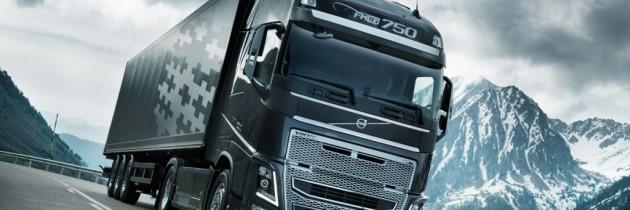 Spot de promovare pentru noul Volvo FH, filmat cu camera ascunsa