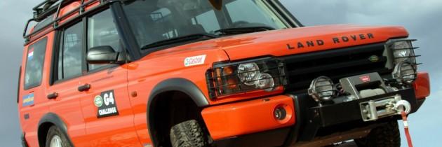 25 de ani de Land Rover Discovery, sarbatoriti intr-un mod inedit