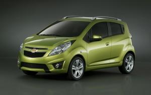 Noul Chevrolet Spark: Lansat oficial in Romania