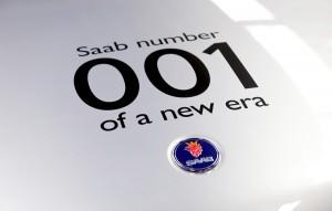 Saab a reinceput productia