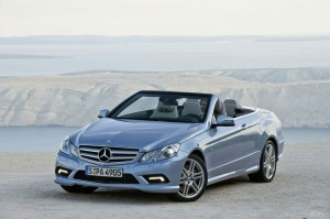 Mercedes E Class Cabrio va fi lansat in Romania