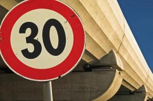 Zaragoza, Spania: Primul oras unde viteza maxima este 30 km/h