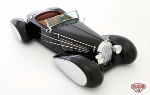 Bugnotti Roadster: Design din trecut, folosit in prezent