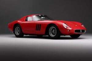 17,7 mil. $ pentru un Ferrari 250GTO din 1963