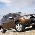 Dacia Duster nu va ajunge in SUA