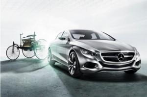 Parada de sarbatorire a 125 de ani de la infiintarea Mercedes-Benz