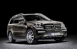Mercedes a prezentat GL Grand Edition