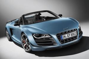 VIDEO: Prezentare Audi R8 GT Spyder