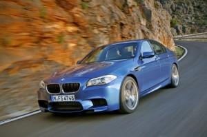 Noul BMW M5 – 7minute si 55 de secunde pe Nurburgring
