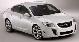 Buick Regal GS primeste un plus de putere