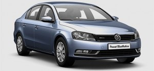 VW Passat Bluemotion consuma numai 4.1 litri/100km