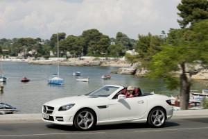 Mercedes SLK va fi echipat cu o unitate diesel