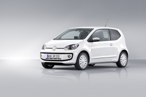 Volkswagen Up! – Un nou concurent in clasa mini