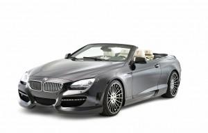 Tuning de la Hamann pentru BMW Seria 6 Cabrio